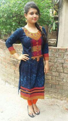 Beautiful Girl Indian, Most Beautiful Women, Kurti With Jeans, Indian Bridal Sarees, Bollywood Bikini, Saree Dress, Saree Styles, India Beauty, Indian Girls