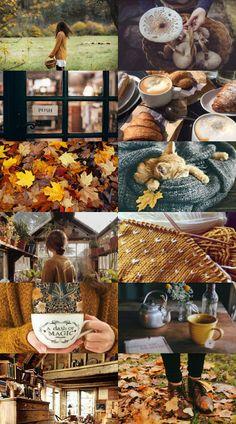 Hufflepuff in autumn