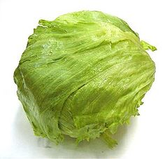 To keep iceberg lettuce crisp, cut the core out. Fill the core with cold tap water, then drain for 15 minutes. It will stay crisp for up to two weeks in the refrigerator.  Worth a try.