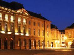 Place d'armes Guide du tourisme de Metz Moselle Lorraine