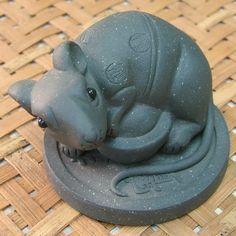 Zisha Rat Tea Pet