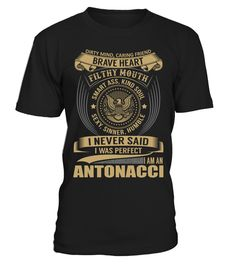 """# ANTONACCI - I Nerver Said .  Special Offer, not available anywhere else!      Available in a variety of styles and colors      Buy yours now before it is too late!      Secured payment via Visa / Mastercard / Amex / PayPal / iDeal      How to place an order            Choose the model from the drop-down menu      Click on """"Buy it now""""      Choose the size and the quantity      Add your delivery address and bank details      And that's it!"""