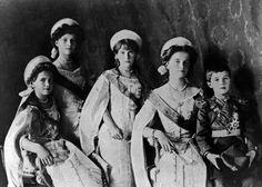 Romanov: un secolo di misteri