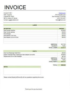 invoice sample word template 25 Free Service Invoice Templates [Billing in Word and Excel] Freelance Invoice Template, Invoice Format In Excel, Invoice Layout, Invoice Example, Invoice Template Word, Quote Template, Microsoft Excel, Statement Template, Word Free