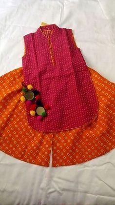 Kids Kids Frocks, Frocks For Girls, Toddler Girl Dresses, Little Girl Dresses, Baby Dresses, Girls Dresses, Baby Girl Dress Design, Girls Frock Design, Sleeves Designs For Dresses