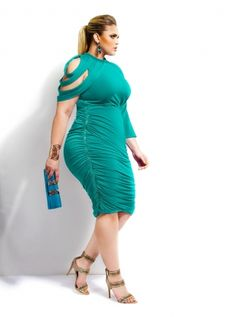 Plus Size Cocktail Dresses by Monif C. - Monif C