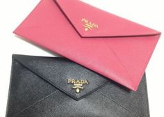 PRADAのお財布を3万円台から手に入れる!便利なドキュメントケースを知ってる?