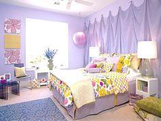 Dance Themed Bedrooms on Teenage Girl Bedroom Designs