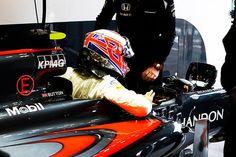 Button Australian GP 2016
