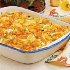 Cheddar Cabbage Casserole Recipe - I have been making this for years. Truly the best cabbage casserole ever. Tina