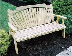 Wooden Garden Benches | Outdoor Benches - Fifthroom