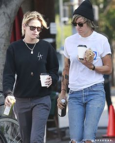 Pin for Later: Kristen Stewart Emerges in LA After Opening Up About Dating Robert Pattinson