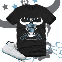 Legend Blue 11 Shirt