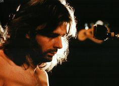 Rick Wright: sexy, sweaty, shirtless