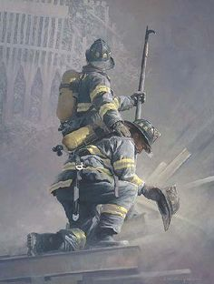 Never Forget 9/11. Let's remember that so many heroic rescue workers paid and continue to pay a terrible price in death and ongoing health problems.