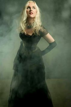 Liv Kristine of Leave's eye