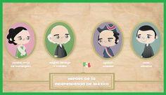 4 vídeos para hablar de la independencia de México con nuestros  peques