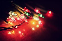 new year christmas lights