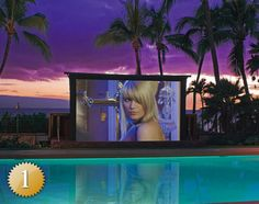 10 Most Amazing Outdoor Home Theaters | Geek About