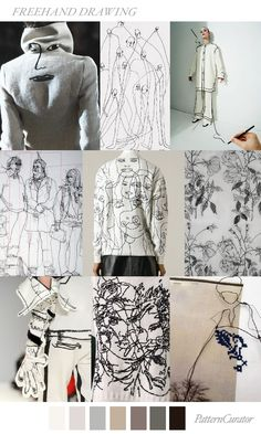FREEHAND DRAWING by PatternCurator