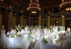 Abiti da sposa Enzo Miccio: eleganza e sobrietà dal gusto retrò Bridal Collection Enzo Miccio 2015