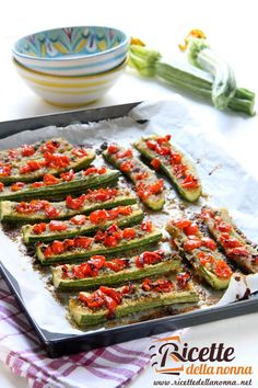 Teglia di zucchine gratinate