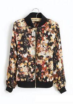 I love this type of jacket Batwing Sleeve, Long Sleeve, Cotton Jacket,  Chiffon 9452c6f9f3