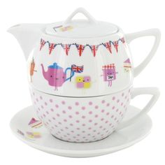 GB trippers tea for one from Paperchase