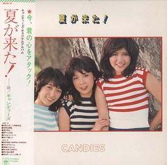 ●キャンディーズ : なつかしいアナログ盤 Ⅱ 夏が来た/キャンディーズ