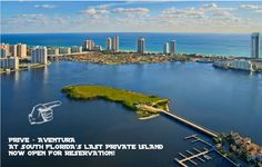 Soon to rise Privé at South Florida's Last Private Island