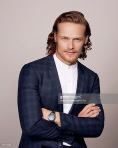*NEW* Sam Portraits from The BAFTA Tea |