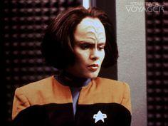 B'elanna Torres , chief engineer ,Star Trek Voyager