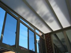 Clear Sunroom Roof And How To Insulate It My House