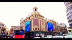 Espectacular acción publicitaria de Samsung en las pantallas de @callaocitylight @callaocitylights #callaocitylights
