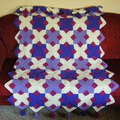 Crochet For Children: Retro Afghan - Free Pattern