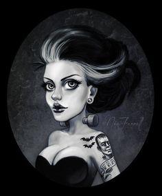 Likes | Tumblr, Bride of Frankenstein
