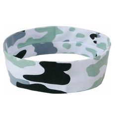 Unisex Headband Women Men Sweatband Elastic Camouflage Headwear Stretch  Hair Band Turban Fitness Exercise Headdress D 04fae76dfc5e