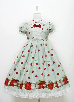 Strawberry biscuits and other trees Alice who run a single skirt