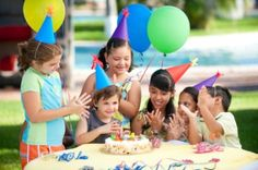 A birthday party is a celebration.