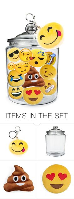 """""""My Emotion Jar For The Next Two Weeks!"""" by freida-adams ❤ liked on Polyvore featuring art"""