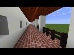 4th Grade Virtual Tour of a California Mission in Minecraft.  Minecraft - San Diego Mission Project