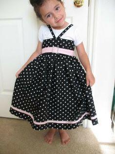 The Craft Patch: Polka Dot Dress