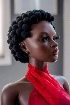 This Doll Tho! @naturalgirlsunited - http://community.blackhairinformation.com/hairstyle-gallery/memes-and-general/doll-tho-naturalgirlsunited/