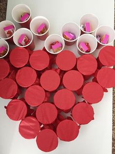 """Prev1 of 8Next Make Valentine's a little easier with these greatideas. Put a """"lovable"""" twist on some classic gamesfor a super successful kid party. Prev1 of 8Next"""