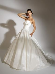 Wedding dresses by exclusive