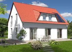 Landhaus 142 - Trend.  Mehr Informationen zu den Massivhäusern von Town & Country Haus auch unter: http://www.hausausstellung.de/haus-bauen.html