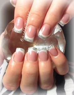 Perfect French tips