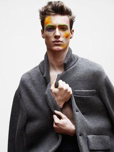 Photography by Tetsu Kubota (BRIDGE Artists) for Models.com Style by Grant Woolhead Hair: Eric Jamieson (BRIDGE Artists) Makeup:Aya Komatsu...