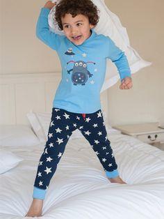Pyjama garçon bio Navigator de Frugi