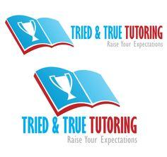 Tried & True Tutoring, Logo Designing, Logo's Designed By Anil Designer